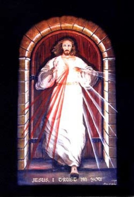 Divine Mercy By                         Yolanda Bello
