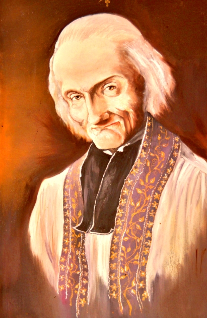 St. John Vianney By                         Yolanda Bello