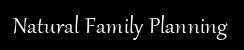 Yolanda Bello Natural Family Planning
